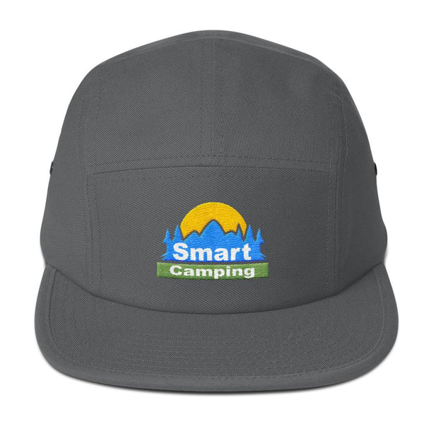 The Smart Camping 5 Panel Camper Hat - thesmartcamping.com