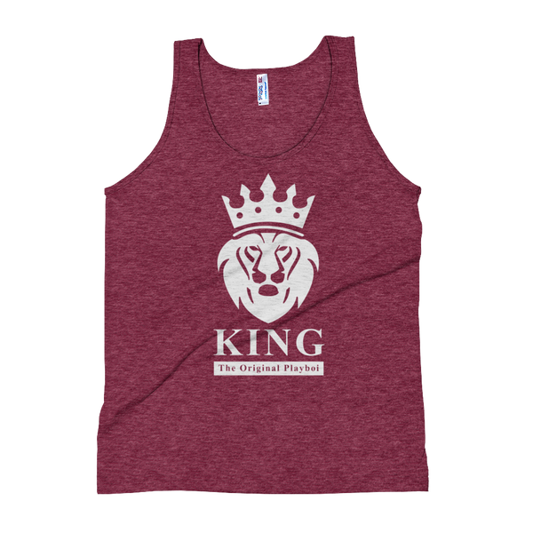 King - The Original Playboi - Men's Tank Top