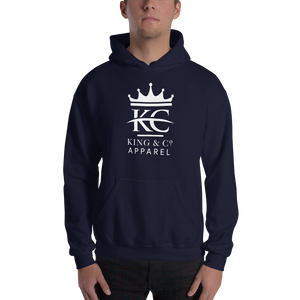 King & Co Hooded Sweatshirt