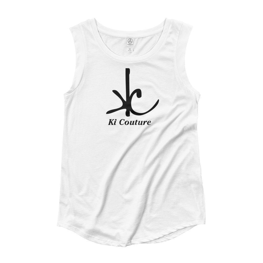 Ki Couture - Ladies' Cap Sleeve T-Shirt