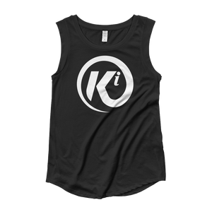 Eye Am Ki Ladies' Cap Sleeve Tee Shirt