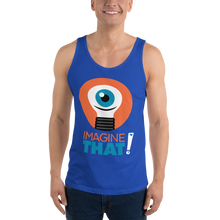 Load image into Gallery viewer, Imagine That - Unisex Tank Top