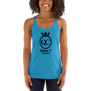 Queen Co Apparel - QCrown - Women's Racerback Tank
