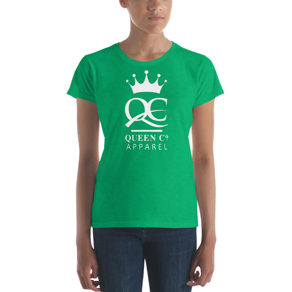 Queen Co Apparel - Women's Short Sleeve Tee Shirt