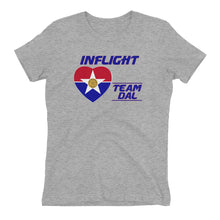 Load image into Gallery viewer, SWA - InFlight - Team DAL Women's Boyfriend tee