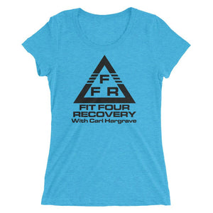 FFR - Fit Four Recovery - Ladies' Short Sleeve Tee Shirt