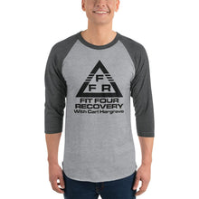 Load image into Gallery viewer, Fit Four Recovery - 3/4 Sleeve Shirt