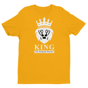 King The Original Playboi - Lion Face Tee