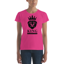 Load image into Gallery viewer, King - The Original Playboi - Women's Tee Shirt