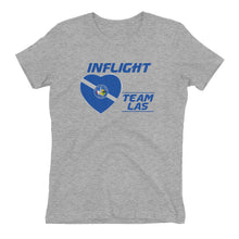Load image into Gallery viewer, SWA - InFlight – Team LAS Women's Boyfriend tee
