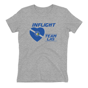 SWA - InFlight – Team LAS Women's Boyfriend tee