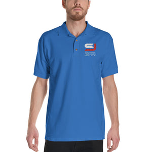 Street Jammz Classic Colors Embroidered Polo Shirt