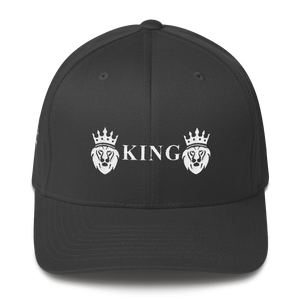 King - The Original Playboi - Flex Fit Hat