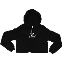 Load image into Gallery viewer, Ki Couture - Crop Hoodie