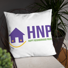 Load image into Gallery viewer, Happy Neighborhood Project - Pillow