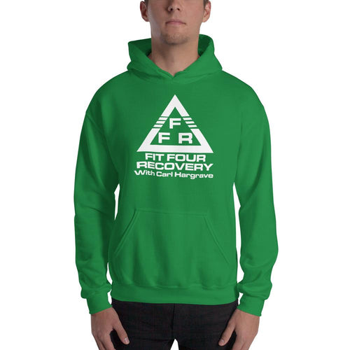 FFR - Fit Four Recovery By Coach Carl Hargrave - Hooded Sweatshirt