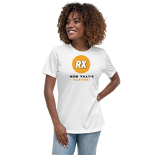 Load image into Gallery viewer, Clever RX - Now That's Clever! - Women's Tee Shirt