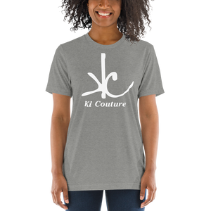 Ki Couture Women's Short Sleeve Premium Tee Shirt