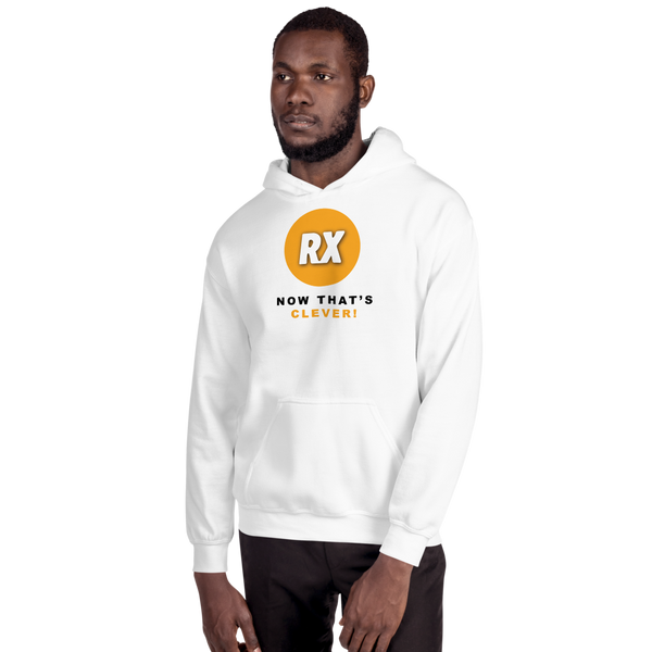 Clever RX - Now That's Clever - Hoodie