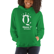 Load image into Gallery viewer, Queen Co Apparel - QC - Hooded Sweatshirt