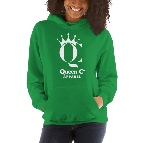 Queen Co Apparel - QC - Hooded Sweatshirt