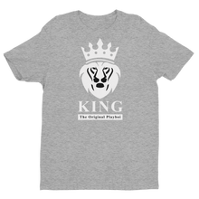 Load image into Gallery viewer, King The Original Playboi - Lion Face Tee