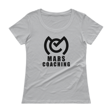 Load image into Gallery viewer, MARS Coaching Ladies' Scoopneck T-Shirt