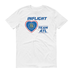 SWA - InFlight – Team ATL Men's T-Shirt