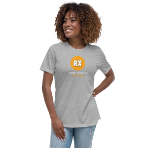 Clever RX - Now That's Clever! - Women's Tee Shirt