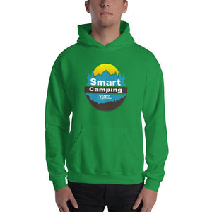 The Smart Camping Hooded Sweatshirt - thesmartcamping.com