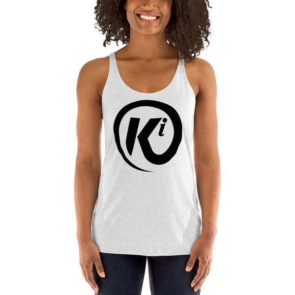 Eye Am Ki - Women's Racerback Tank Top