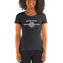 Load image into Gallery viewer, Bruno Mars Gear Signature Ladies' Short Sleeve Tee Shirt