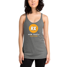Load image into Gallery viewer, Clever RX - Now That's Clever! - Women's Racerback Tank