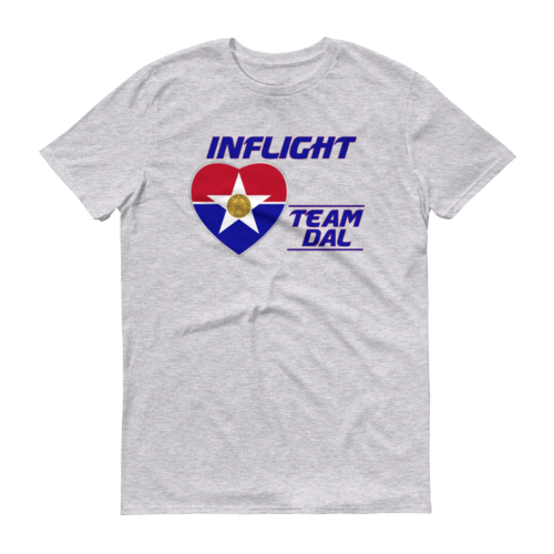 SWA - InFlight – Team DAL Men's T-Shirt
