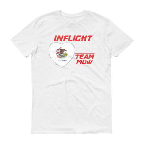 SWA - InFlight – Team MDW Men's T-Shirt