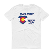 Load image into Gallery viewer, SWA - InFlight – Team DEN Men's T-Shirt