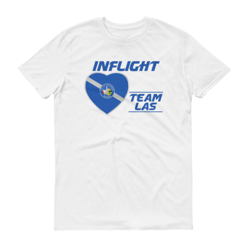 SWA - InFlight – Team LAS Men's T-Shirt