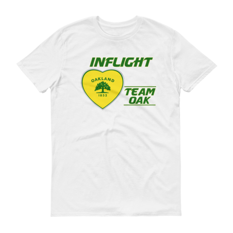 SWA - InFlight – Team OAK Men's T-Shirt