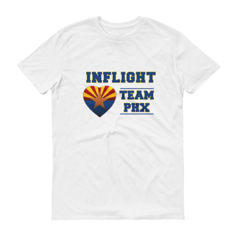 SWA - InFlight – Team PHX Men's T-Shirt