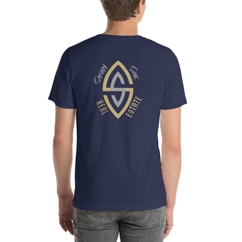 Shelby Sink Real Estate - Short-Sleeve Unisex T-Shirt