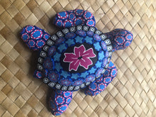 Load image into Gallery viewer, Fuchsia Flower Baby Honu