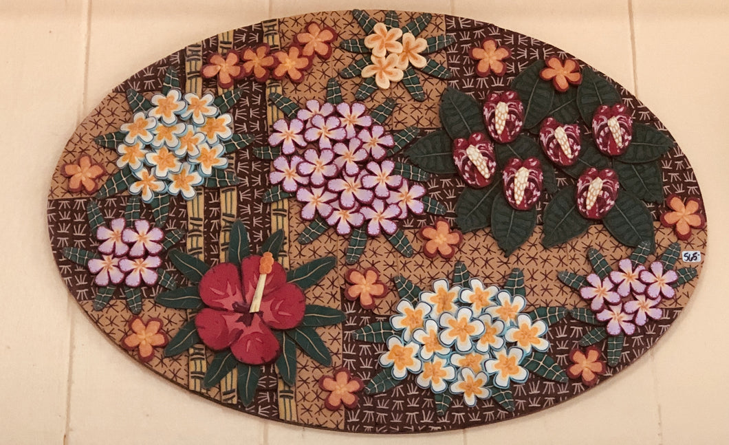 Lei Wall Quilt