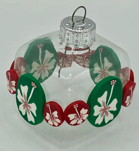 Ornament Glass Cube