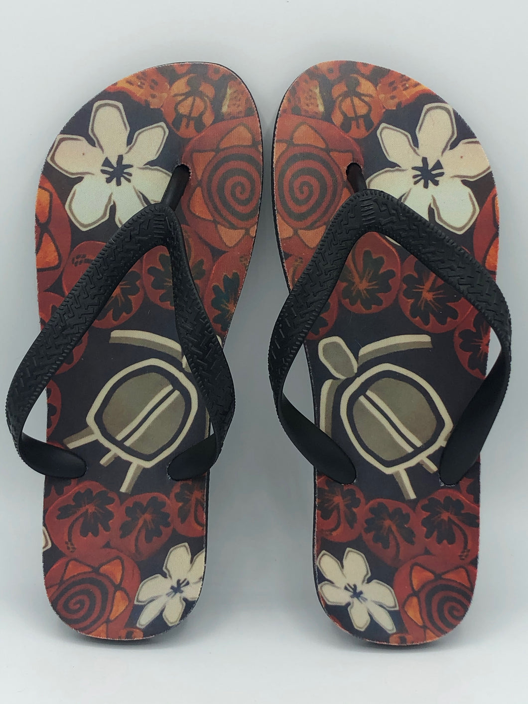 The Buddha Slippers