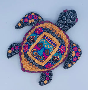 Ceramic Wall Honu
