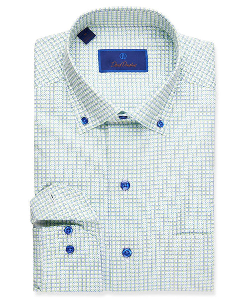 CMCBD1303310 | Abstract Circle Sport Shirt