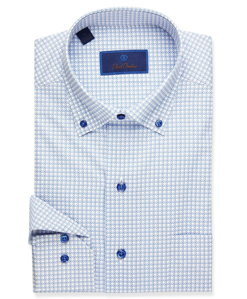 CMCBD1303454 | Abstract Circle Sport Shirt