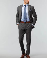 Ryan Super 100's Wool Check Suit