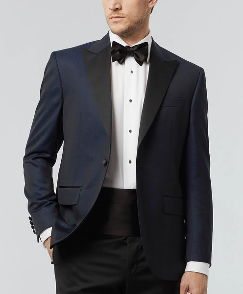 DDE2103 | Russell Peak Lapel Dinner Jacket