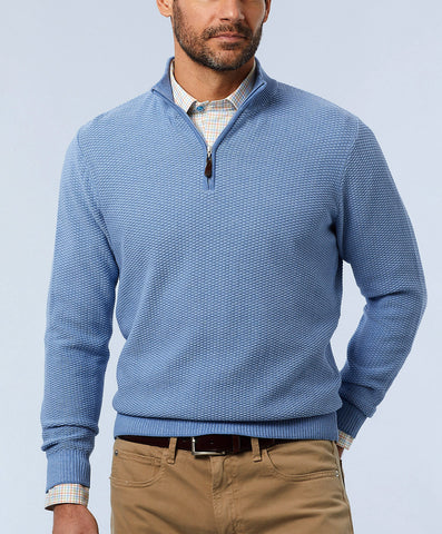 Vanise Quarter Zip Sweater